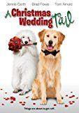 Une queue de mariage de Noël
